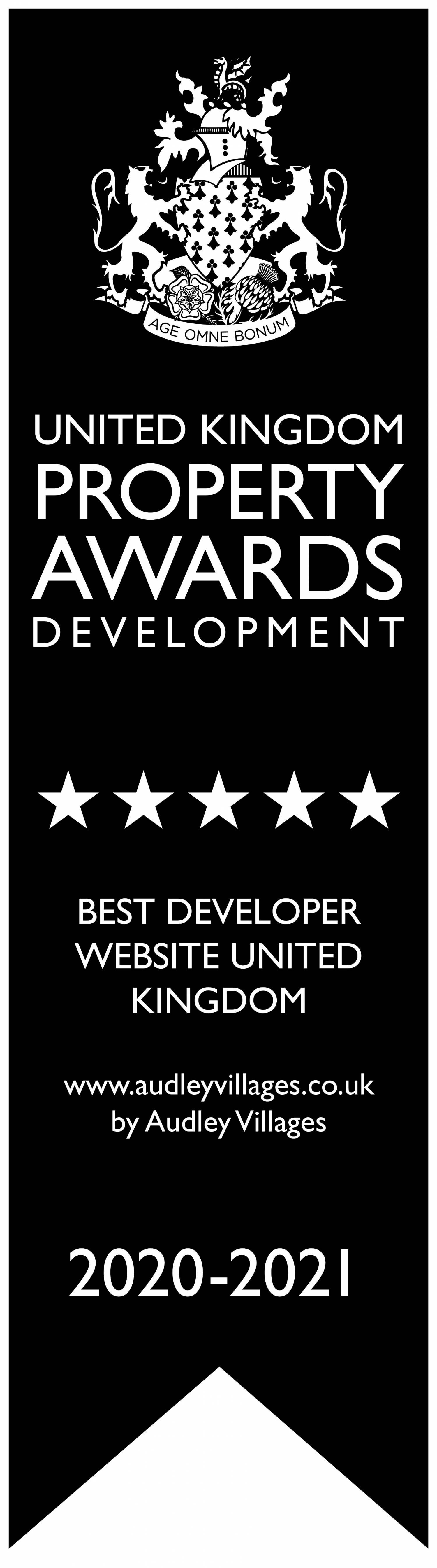 Website award win 2020