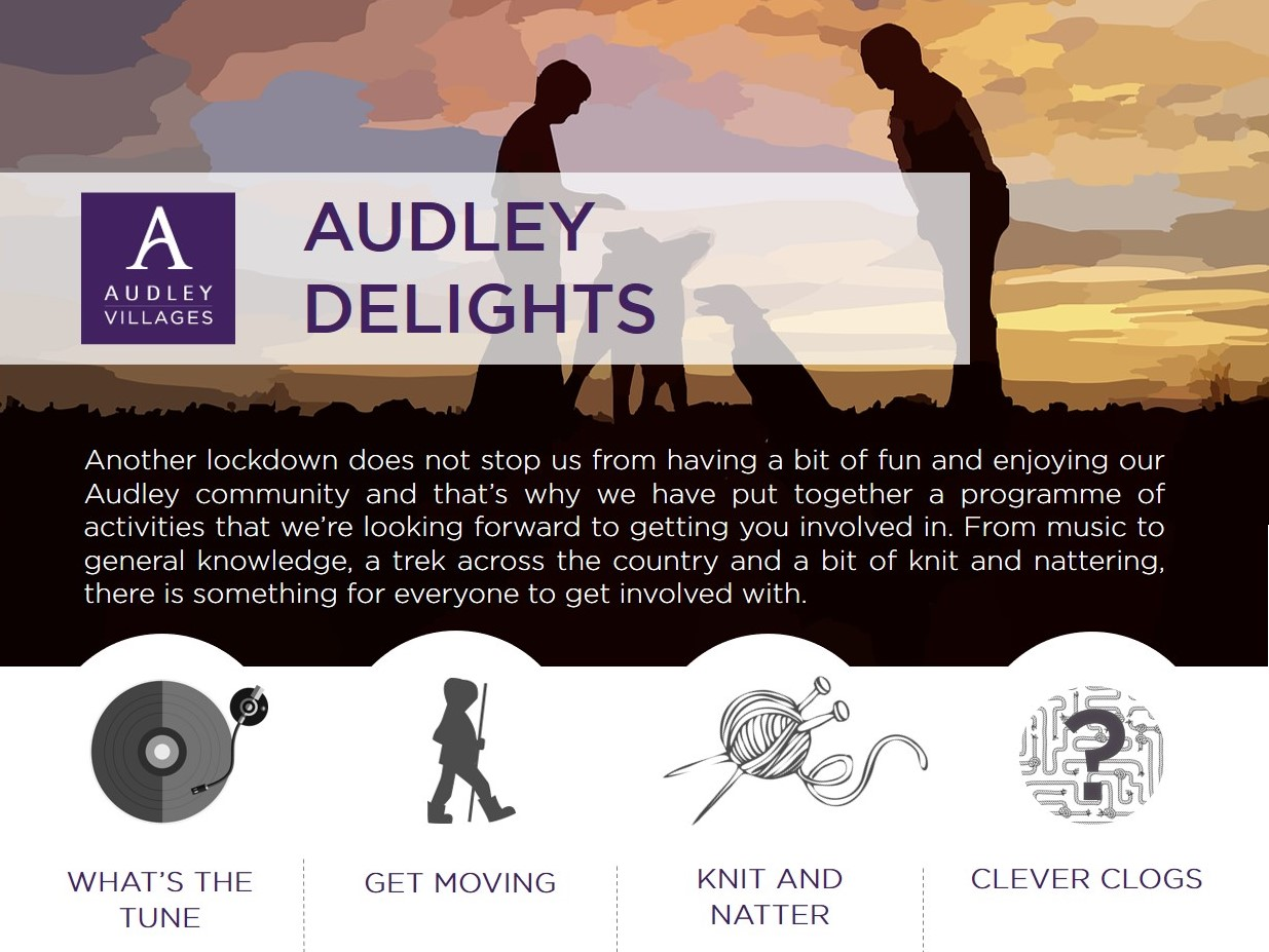Daily Delights for Audley owners