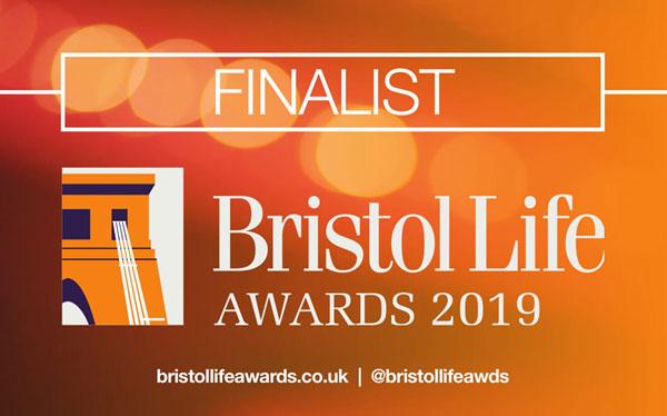 Bristol Life Award Finalist