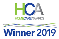 HomeCare Award Winner