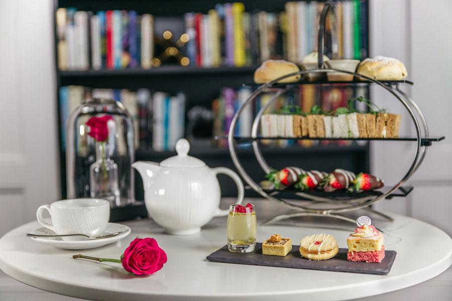 Valentine's Afternoon Tea at Audley Villages