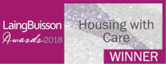 Laing Buisson Housing With Care Awards Winner