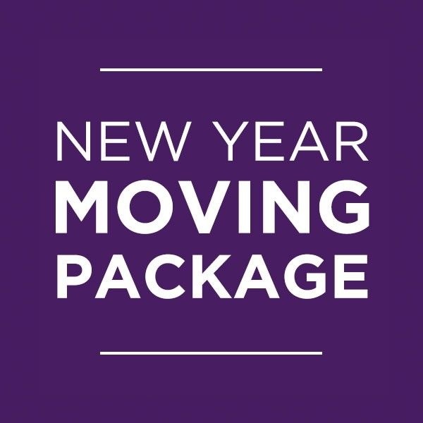 Audley Villages New Year Moving Package