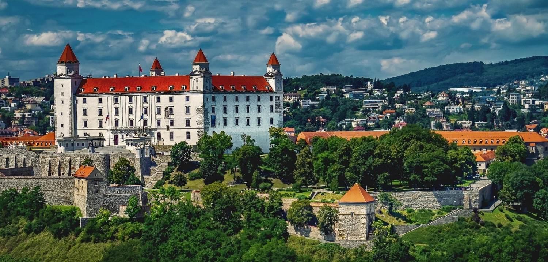 Bratislava - cheapest for retirees